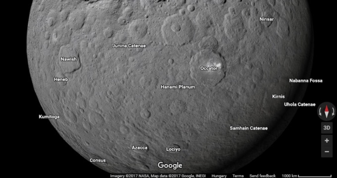 googleceres